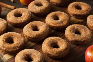 apple doughnuts recipe