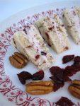 cherry nut fingers recipe