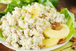 pineapple pecan chicken salad recipe