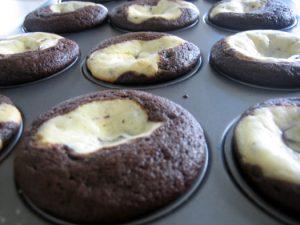 black-bottom cupcakes recipe