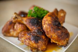 broiled chicken recipe