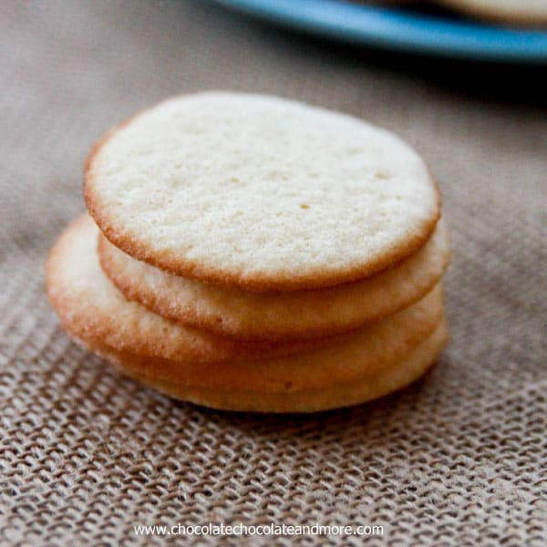 butter wafer cookies recipe