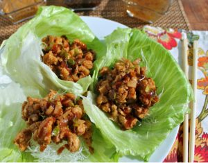 p.f. chang's chicken lettuce wraps (copycat) recipe