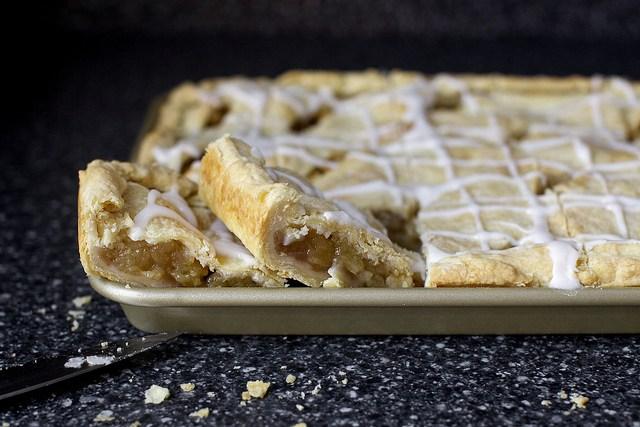 apple pie slab Recipe