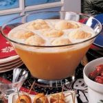orange-cranberry punch recipe