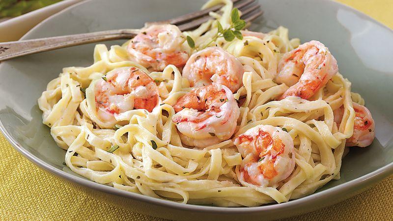 creamy shrimp recipe