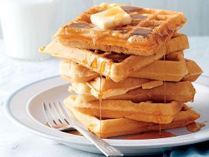 H.R.M.s Favorite Waffles