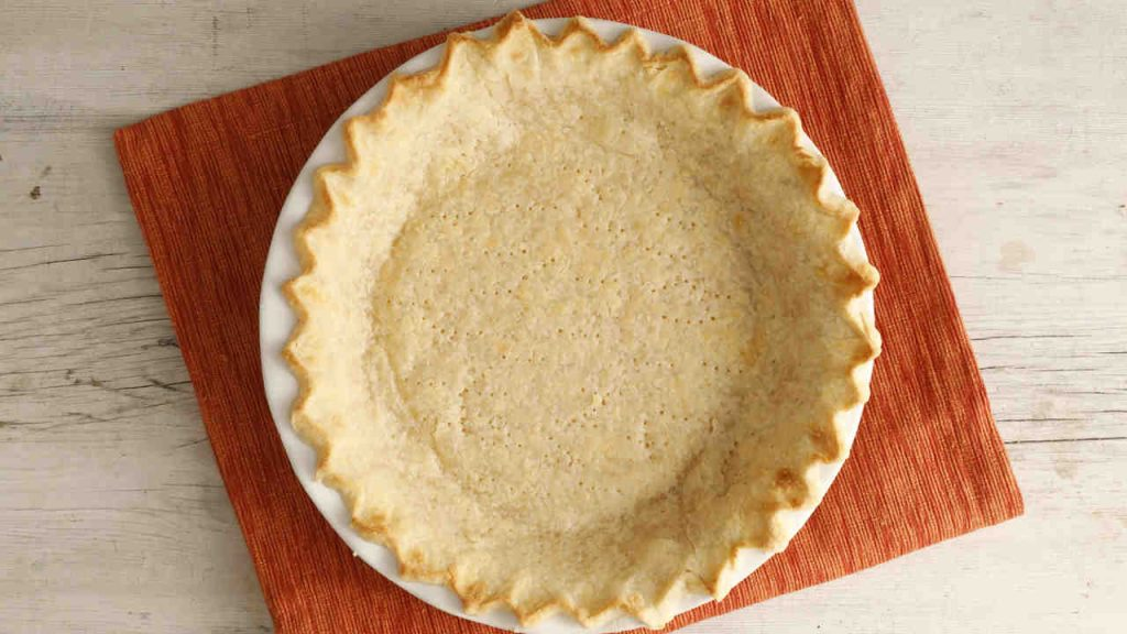 foolproof pie crust recipe