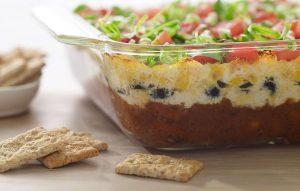layered ranchero dip recipe