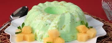 lime jello mold recipe