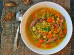 mandy's vegetable soup recipe