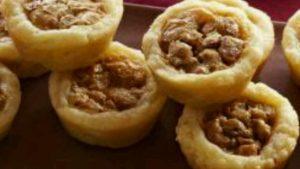nut cups recipe