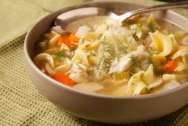 old-fashioned chicken soup recipe