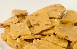 old-fashioned peanut brittle recipe