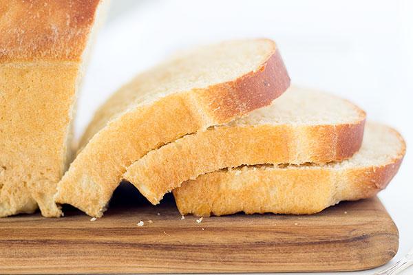 white bread (or potato) recipe