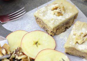 raw apple cake recipe