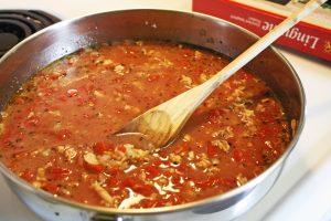 red clam sauce recipe