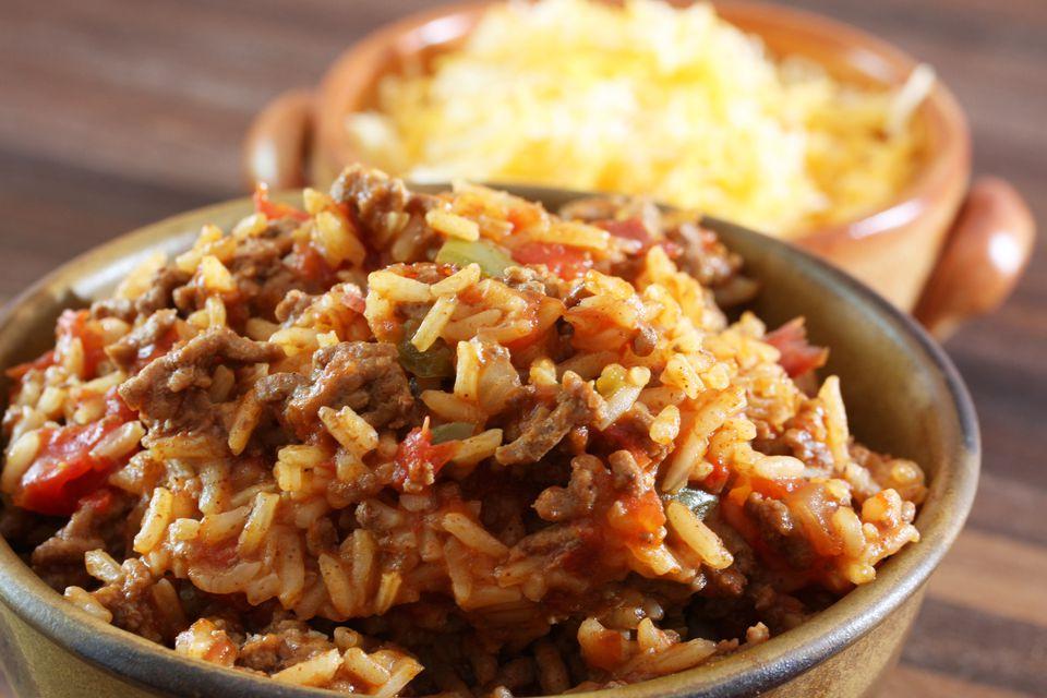 spanish rice pronto recipe