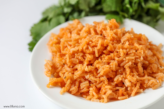 spanish rice recipe