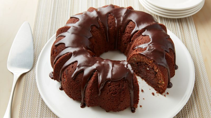 tunnel of fudge cake