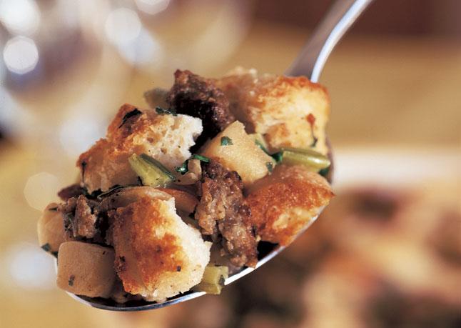 nut stuffing recipe